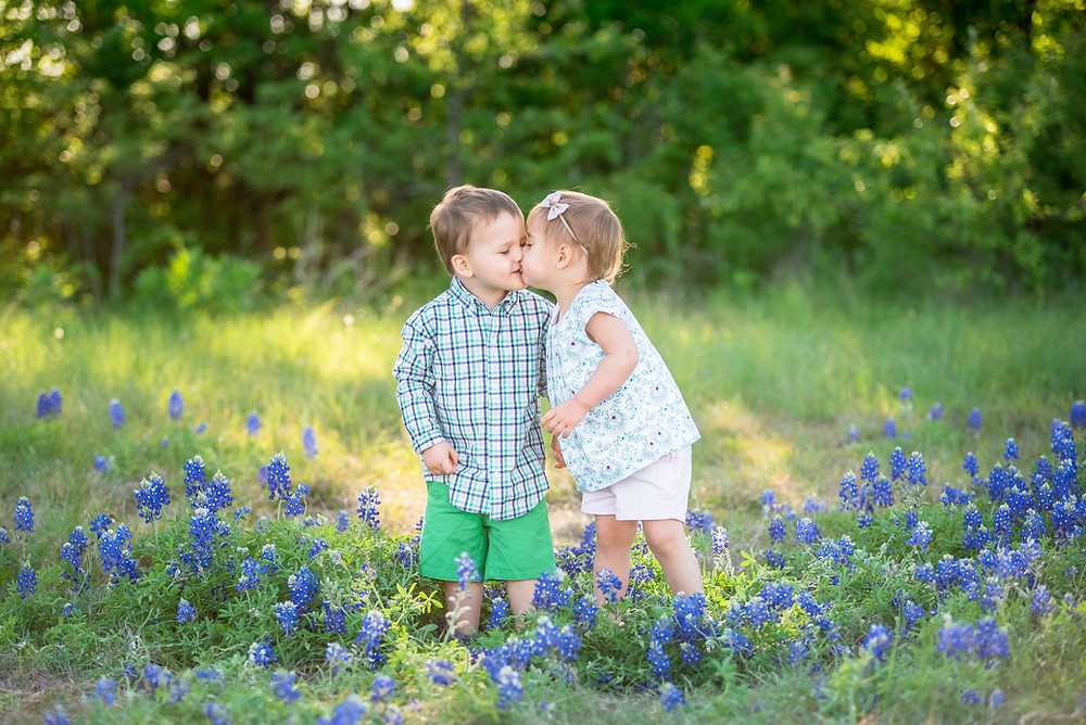 bluebonnets, Fort Worth photographer, Trophy Club, Colleyville