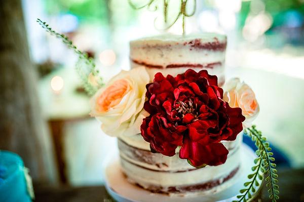 cake details frt worth wedding