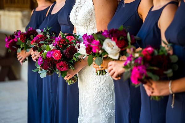 fort worth wedding photographer bouguet details