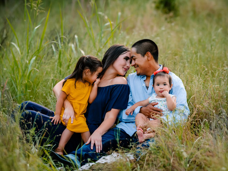 10 tips for a successful family session