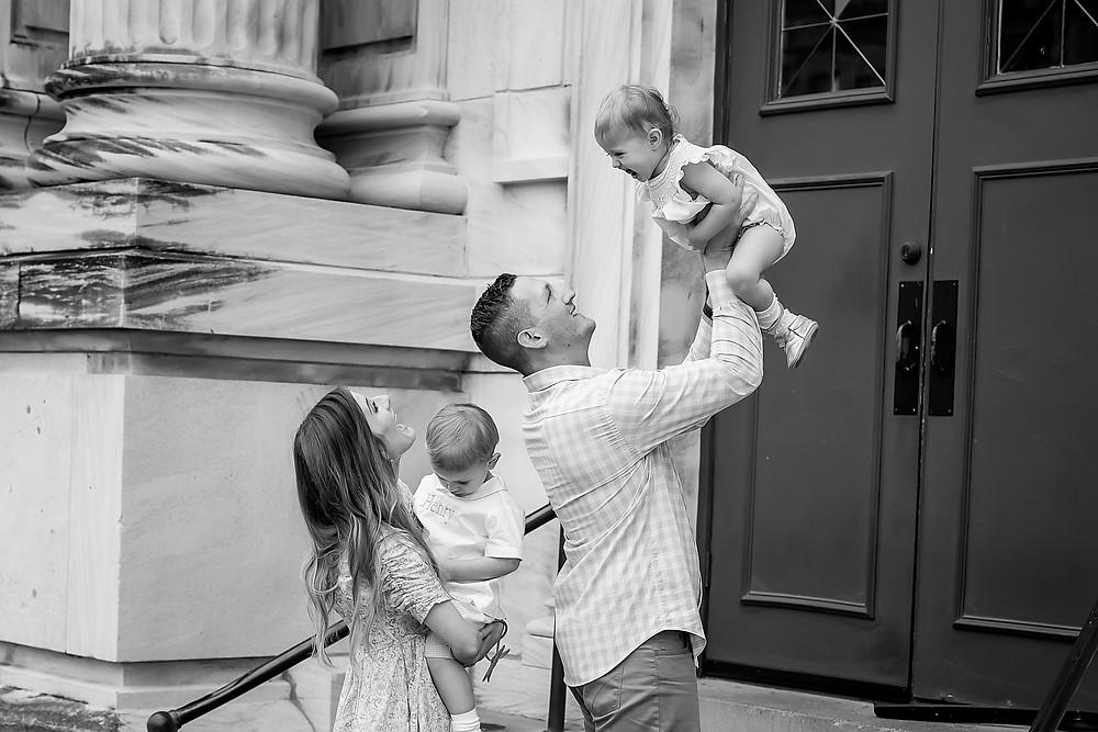 family photogrpahy Denton Square