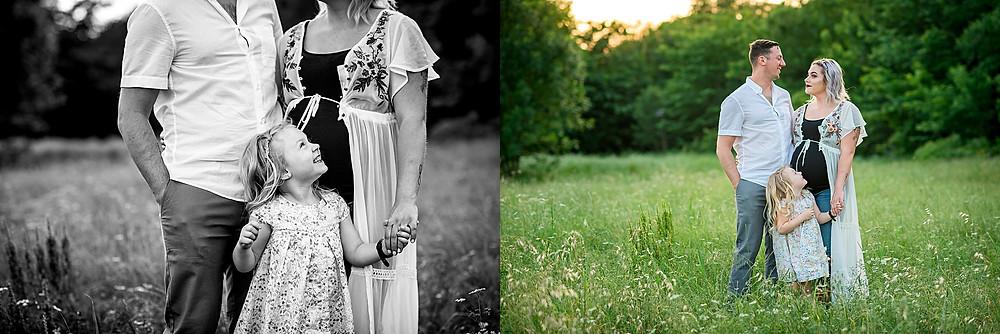 Keller family photographer, maternity, family photos