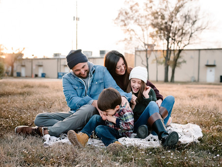 Roanoke, Texas // Fort Worth family photographer