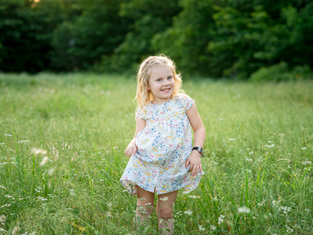 Almost a Big Sister // Keller Family Photographer- Sarah Hailey Photography
