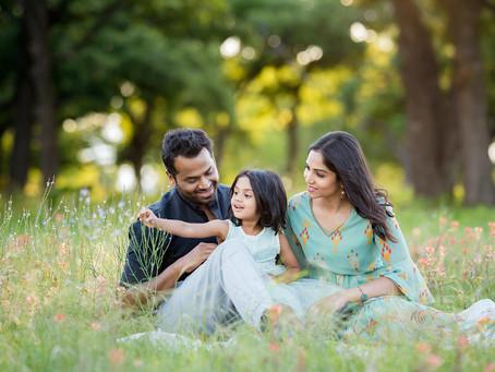 Flower Child // Fort Worth Family Photographer