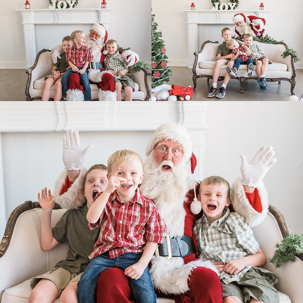 Keller Santa mini session