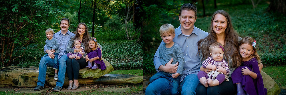 Six month baby, family session, Grapevine Botanical Gardens, Grapevine family photographer