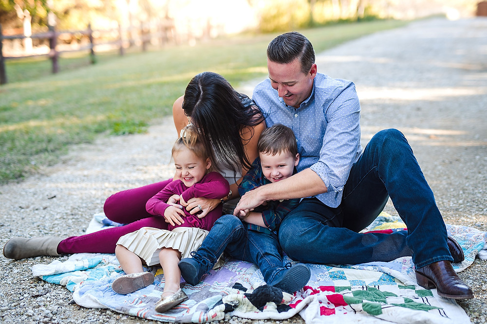 Fort Worth lifestyle photographer family