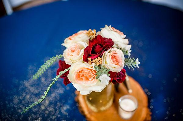 flower details dfw wedding photographer