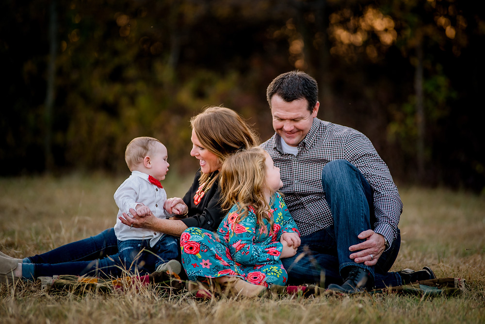 Fall Family Photos, Fort Worth Photographer