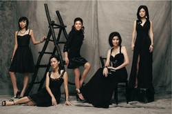 Harper's Bazaar Malaysia (Dec '07)