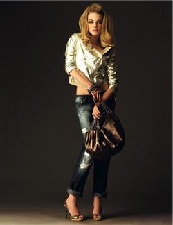 Harper's Bazaar Malaysia (April '09)