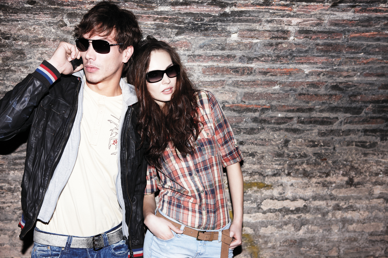 Lee Cooper Eyewear '11 ad campaign