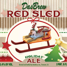 Red Sled Holiday Ale