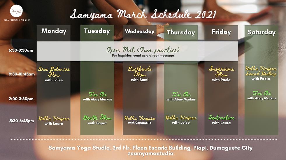 Samyama Schedule.png