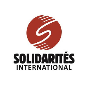 Logo SOLIDARITÉS International - Graviwater