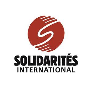 Logo SOLIDARITÉS International - Graviwater
