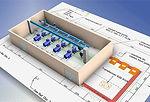 plan de bureau d'études ingénierie