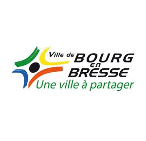 Logo Ville de Bourg en Bresse - Graviwater
