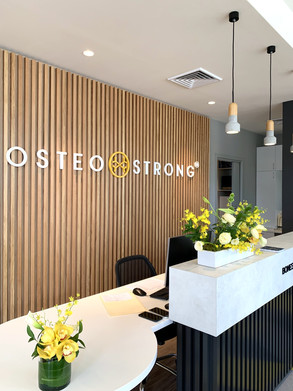OSTEO STRONG 2019