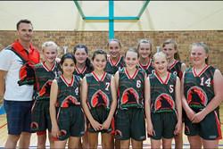 Manjimup Timberwolves U14 Girls