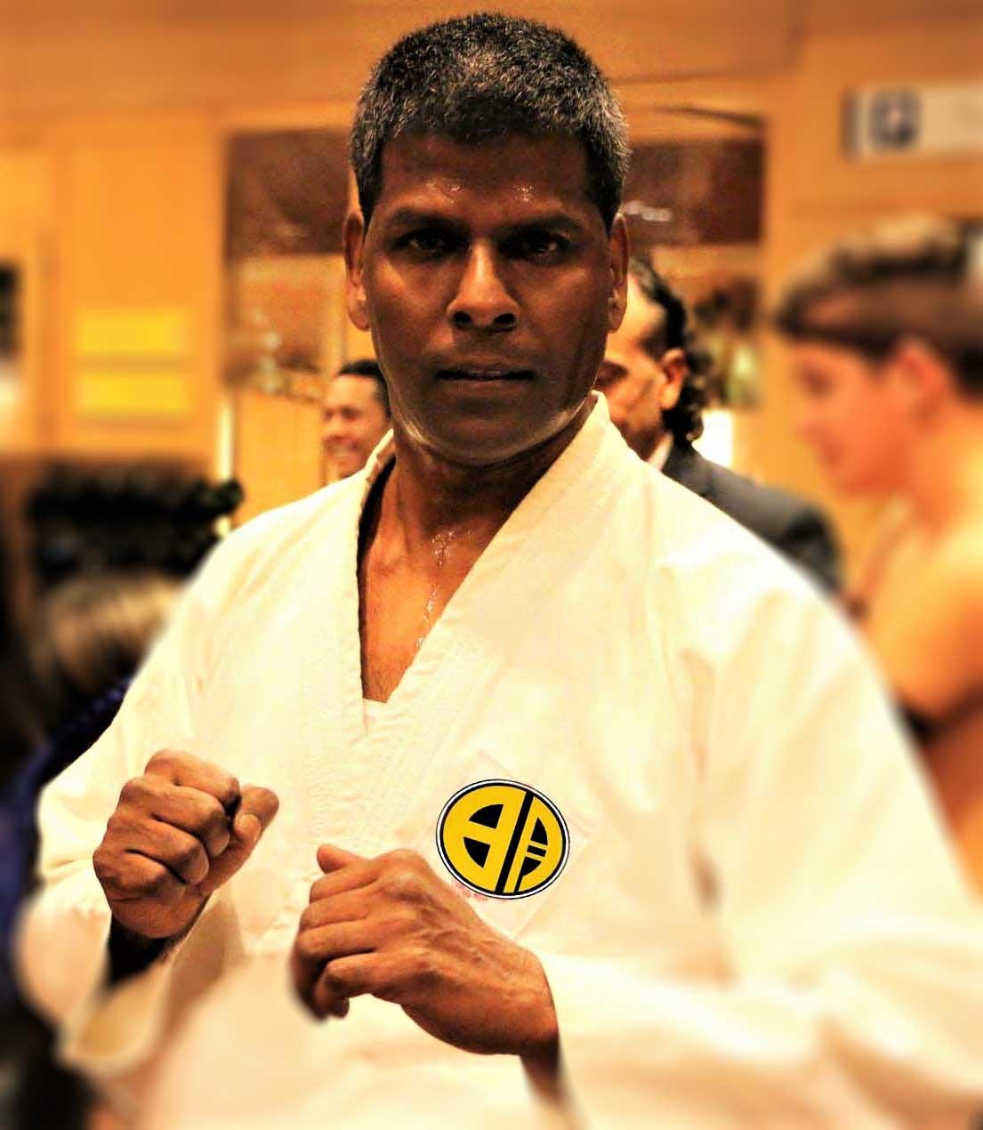 VINOD KUMAR-CHIEF INSTRUCTOR & DIRECTOR INDIA