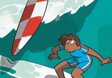 Surf & Comics