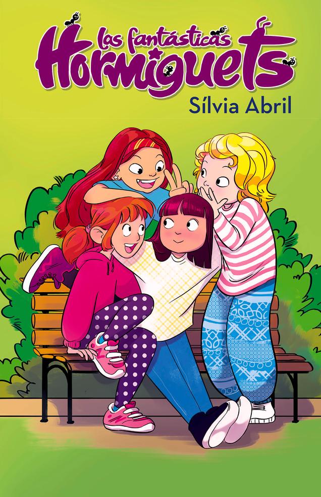 Las fantasticas Hormiguets Libro 01 SPA.