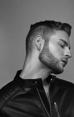 Model: Jeff Hiedeman