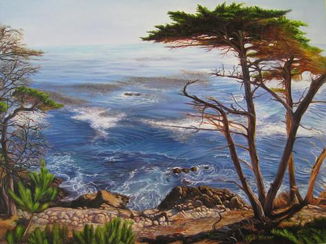 17-mile_drive_in_monterey_painting_olga_