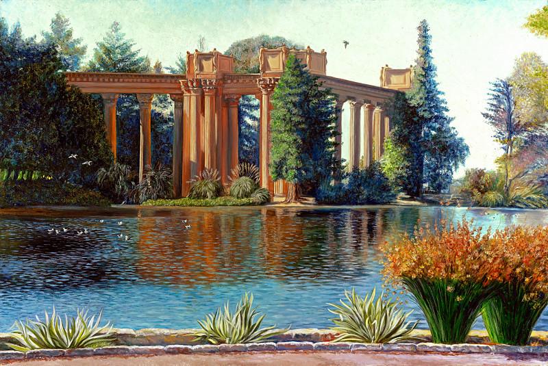 san_francisco_palace_of_fine_arts_painti