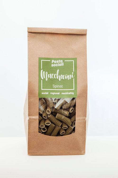 Maccheroni Spinat, 300 g