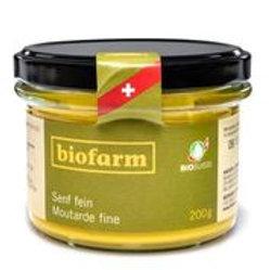 Senf fein, Glas (200 g)