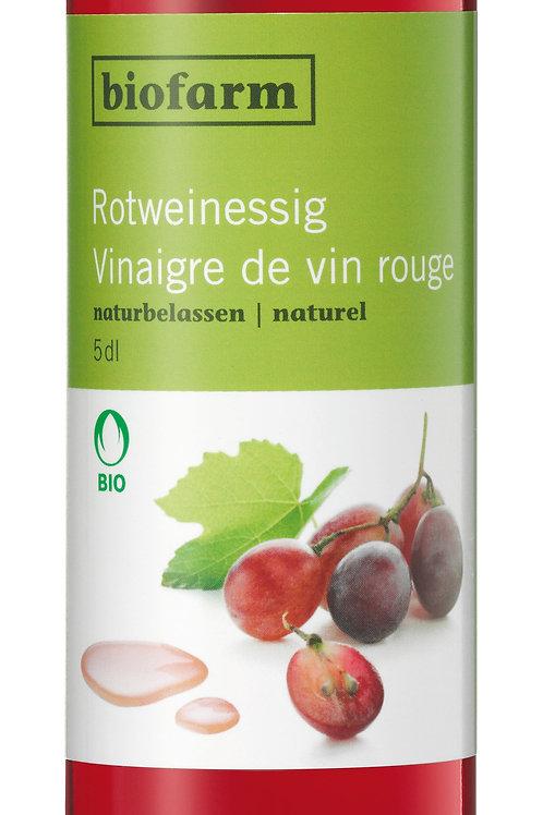 Rotweinessig, Flasche (500 ml)