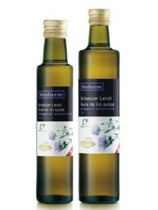 CH Leinöl (Flasche 250 ml)