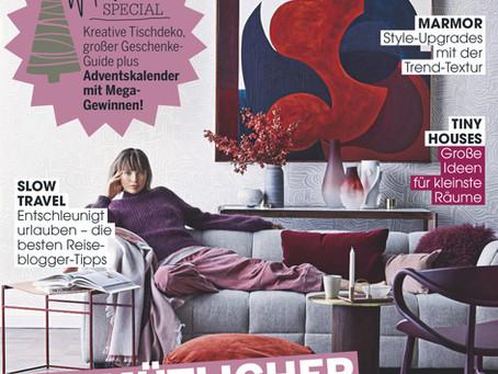 Kleiner PR Artikel im COUCH Magazin  zum DesignFest.