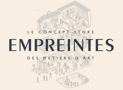 Concept Store Empreintes