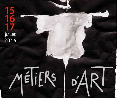 Participation au Festival des Métiers d'Art du Pont-de-Montvert