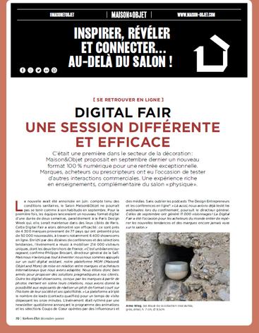 Maison&Objet Digital Fair