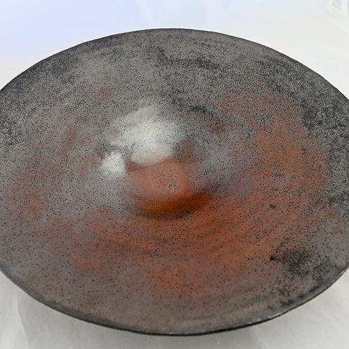 Saladier grès noir 38