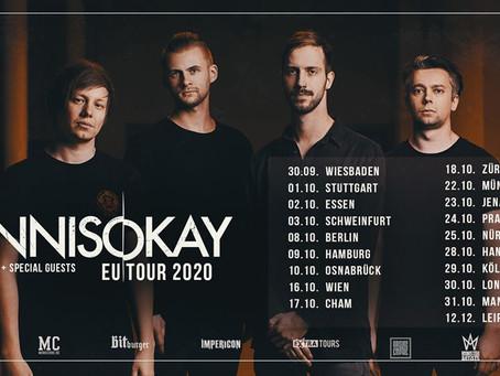 SHOWS: ANNISOKAY veröffentlichen Tour-Dates