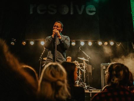 INTERVIEW: RESOLVE