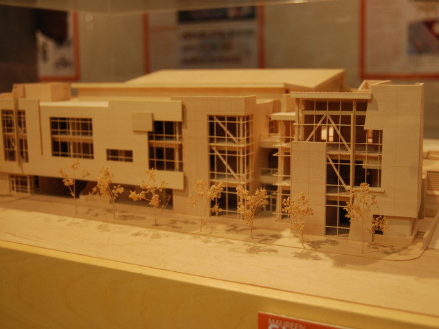 RAYMOND & ESTHER KABAAZ HIGH SCHOOL CAMPUS MODEL