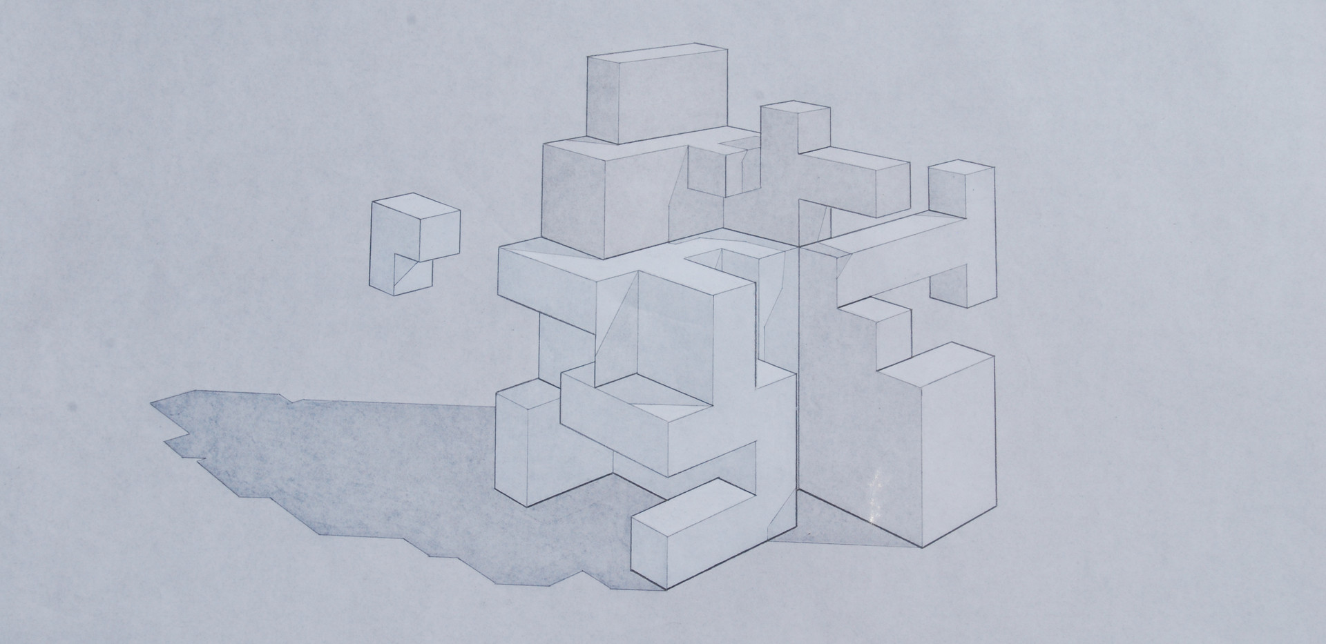 Manipulated Cube Study