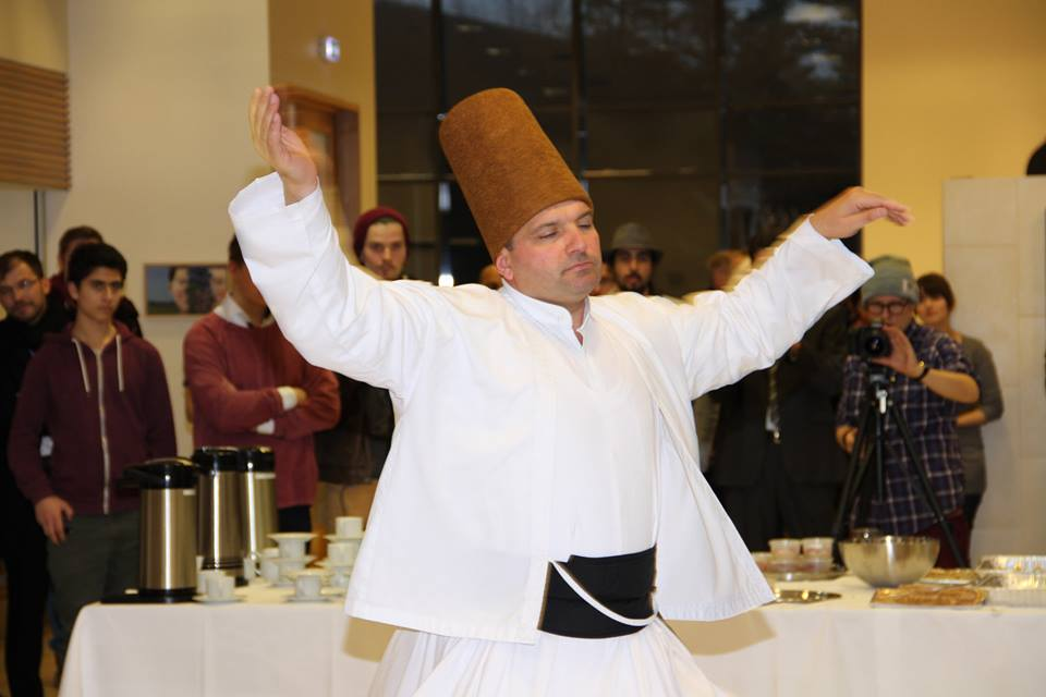 Semazen (The Whirling Dervish)