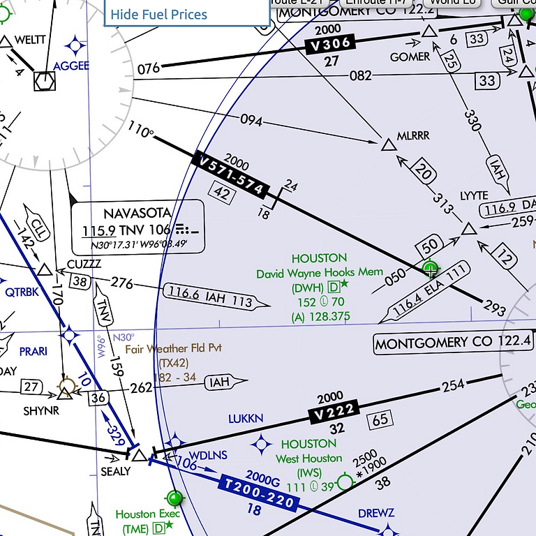 IFR Low Enroute Charts