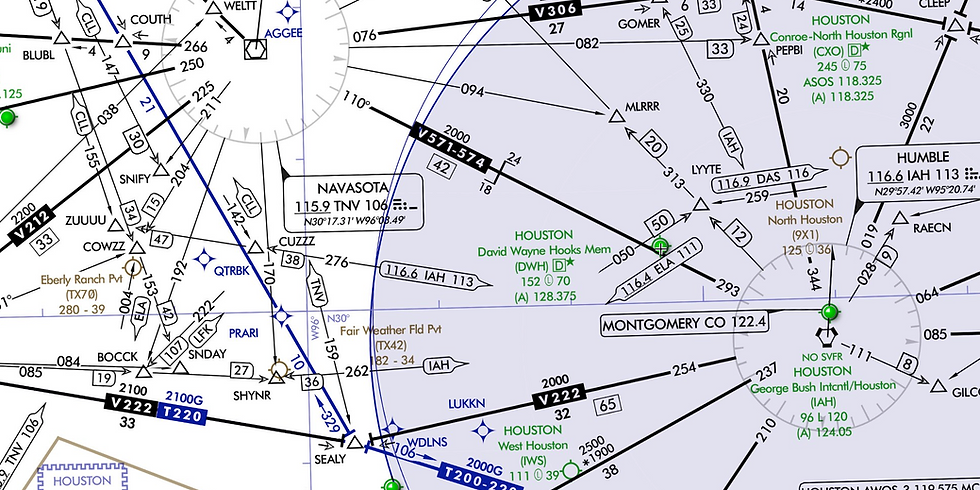 IFR Charts - (December 2020)