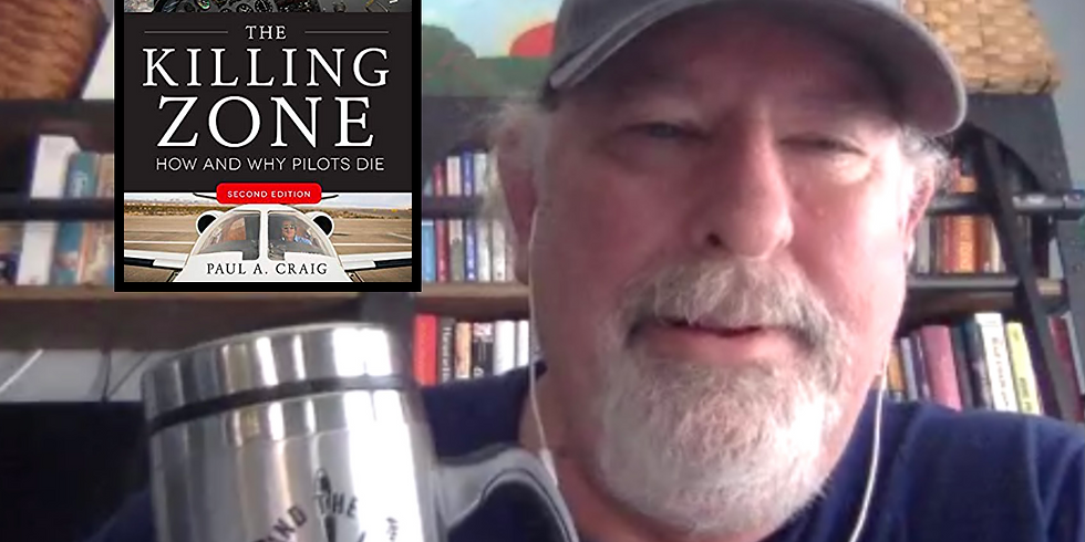 Vertical Airspace and Collision Avoidance by Paul Craig - Author of The Killing Zone