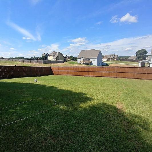 acrylic oil teak fence staining