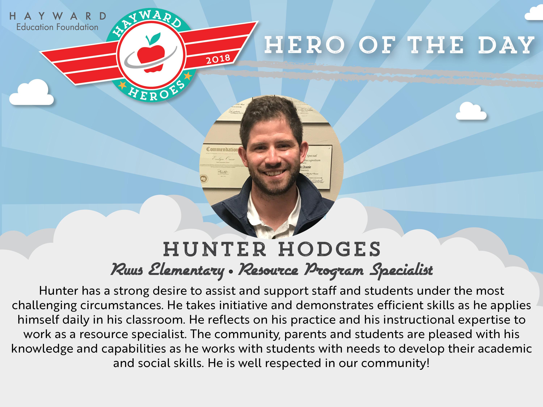 Hero a Day Slides_Hodges Hunter